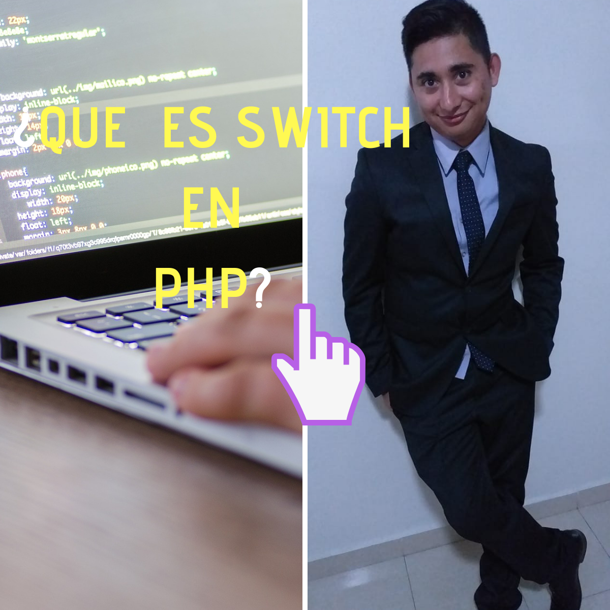 Estructura de control Switch en php